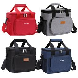 Lifewit 15L Insulated Lunch Bag Box Cooler Bag Storage for B