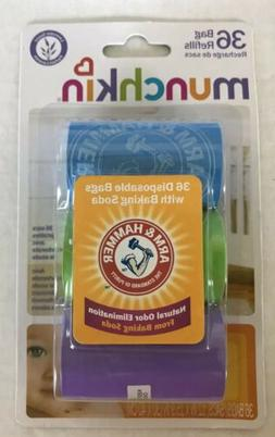 arm and hammer diaper bag refill 36