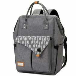 Baby Diaper Bag Mummy Nappy Backpack Large Capacity Changing