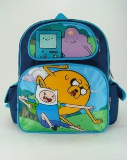 Small Backpack - Adventure Time - Funny Faces New School Boo