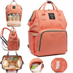 Backpacks for Women Diaper Bags Mummy Maternity Nappy Bags L
