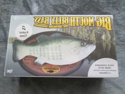 Big Mouth Billy Bass 445076 with Alexa NEW in BOx Bluetooth