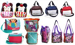 Branded Baby Nappy Changing Bags/Kids School Backpack Should