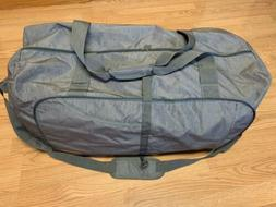Canway 65L Travel Duffel Bag, Foldable Bag With Shoe Compart