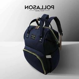Diaper Bag Baby Breast Pump Backpack For Mom With Stroller S