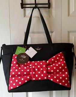 Kate Spade X Minnie Mouse Betheny Baby Bag