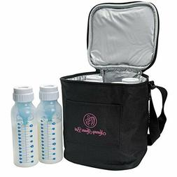 Extra Tall Breast Milk Baby Bottle Cooler Bag For Insulated