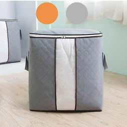 Foldable Clothes Blanket Quilt Closet Sweater Storage Bag Or