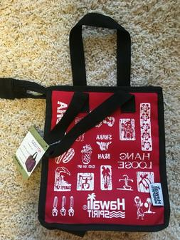 Hawaii Spirit HawaiiCool Lunch Tote Hot/Cold Insulated Reusa