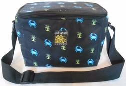 INSULATED COOLER BEACH BAG For LUNCH or BEACH & POOL Holds S