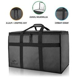 BlueVoy Insulated Food Delivery Bag – Premium Large Commer