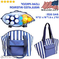 Insulated Lunch Bag Ladies Lunch Tote For Girl Food Cooler P