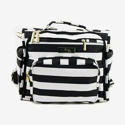 JuJuBe BFF Convertible Messenger Backpack Baby Diaper Bag Th