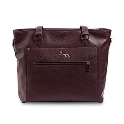 JuJuBe Everyday Tote Vegan Leather Travel Bag, Ever Collecti