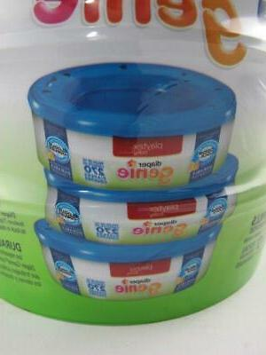 810 Diaper Genie Bags 3 with
