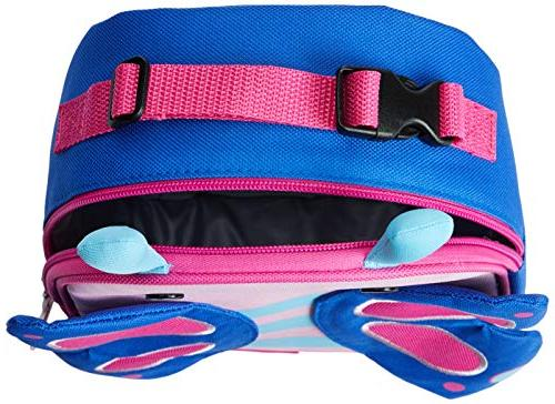 Skip Hop Insulated Lunch Butterfly, Pink