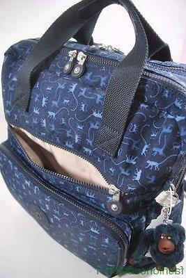 New Bag Backpack Changing Pad - Blue