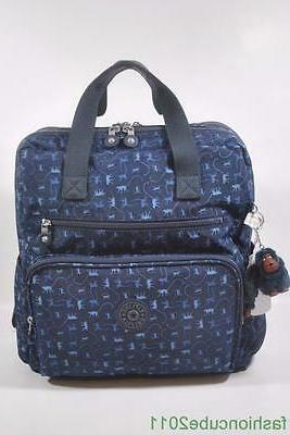 New KIPLING Audrie Diaper Bag Backpack with Changing Pad - M