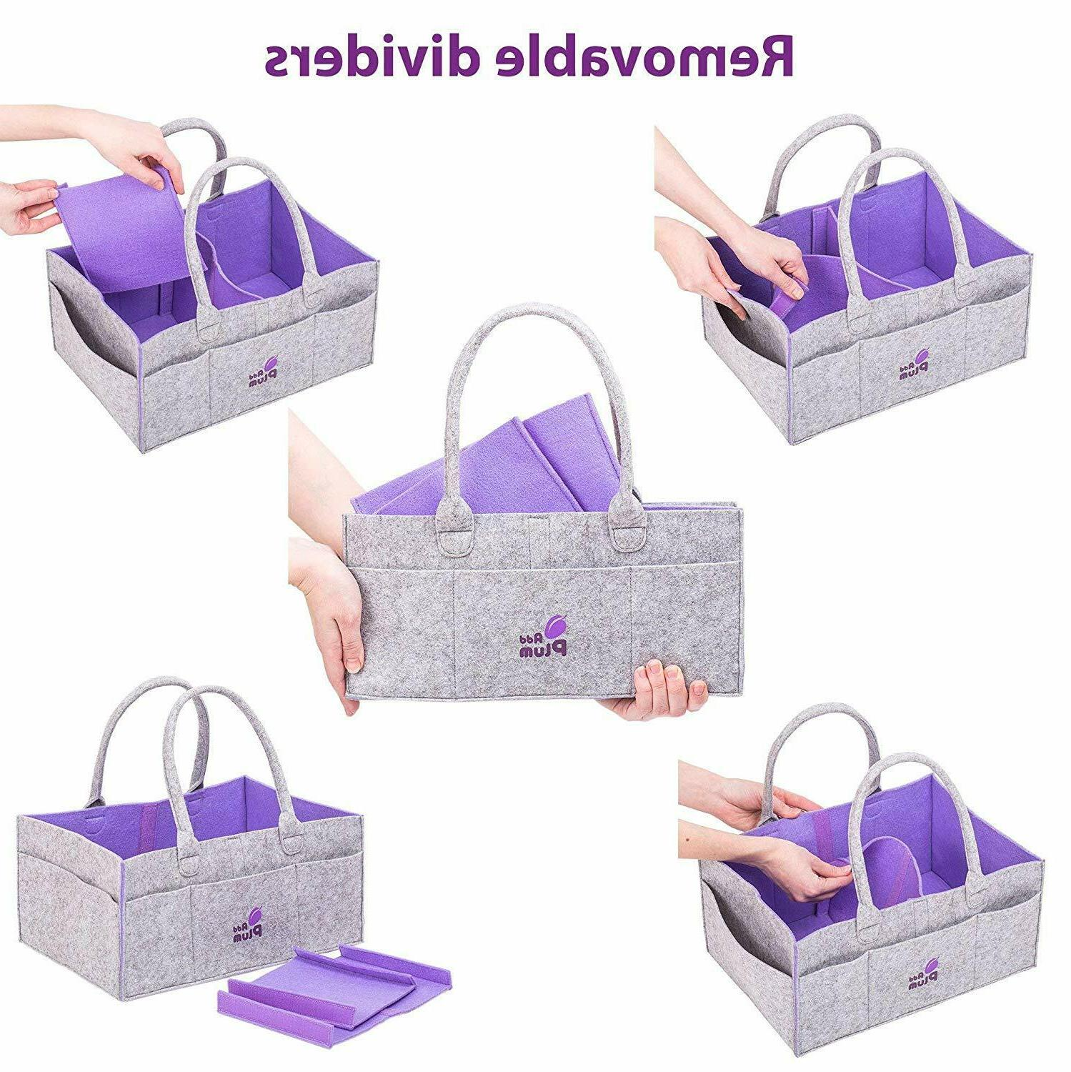 Baby Diaper Caddy for Bag