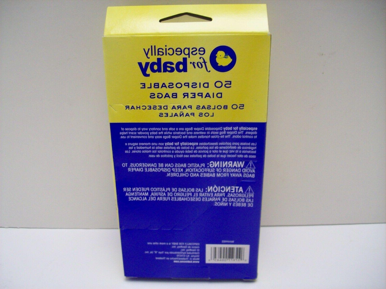 Baby Disposable Powder - NEW
