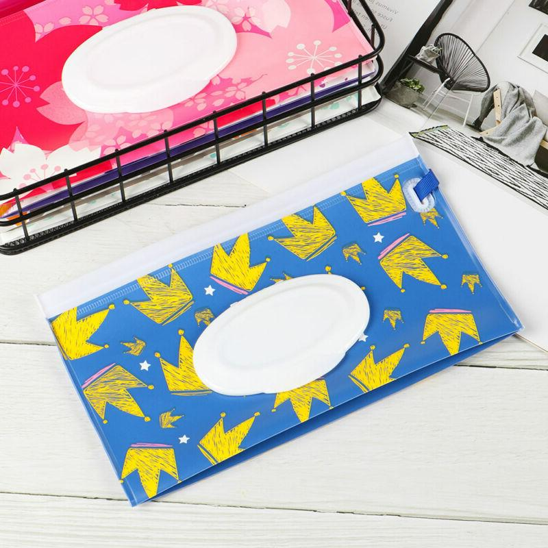 Baby Cosmetic Wet Wipes Box Stroller Accessories