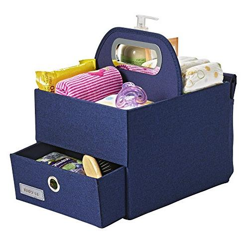 JJ Cole and Wipes Caddy, Navy