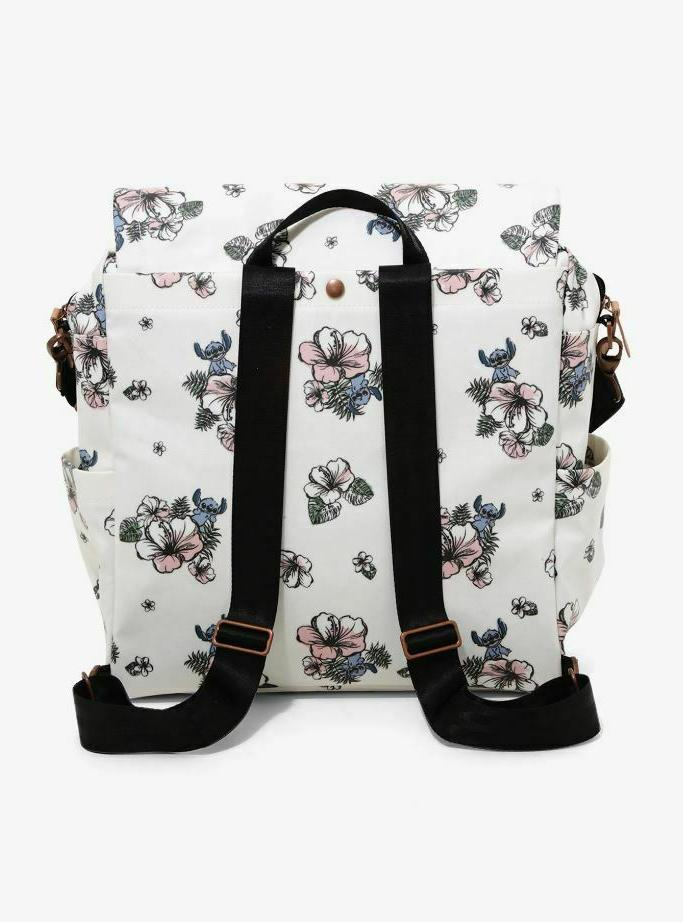 Petunia Lilo And Boxy Backpack Diaper NEW!