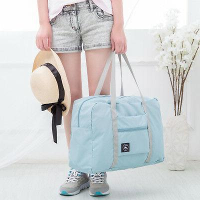 Foldable Luggage Pouch Tote