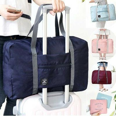 Foldable Large Bag Luggage Storage Travel Pouch