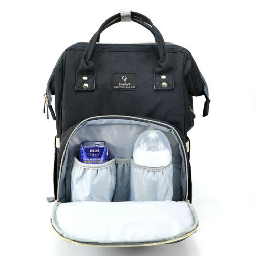 Large Backpack Baby Diaper Nappy travel