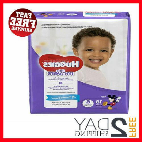 little movers diapers size 6 35 lb