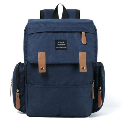 LAND Baby Diaper Large Nappy Backpack