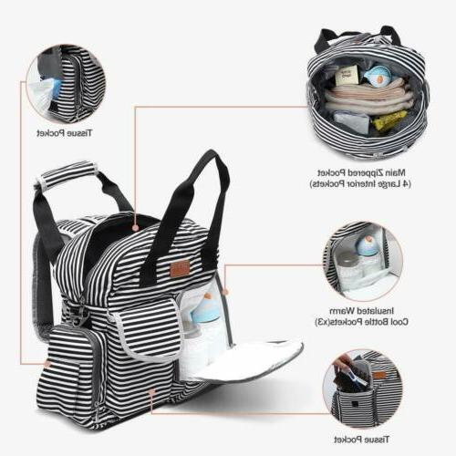 SABLE Mommy Bag Hook Baby