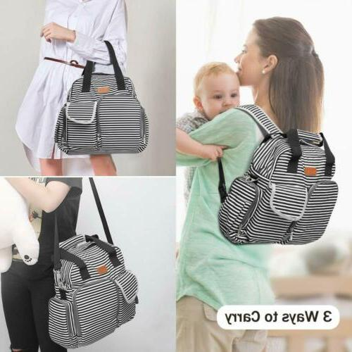 SABLE Mommy Diaper Bag Baby
