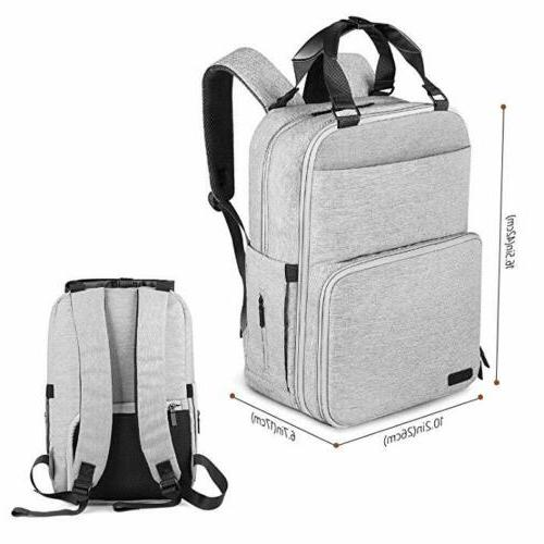 ONSON New Backpack Pack Pockets