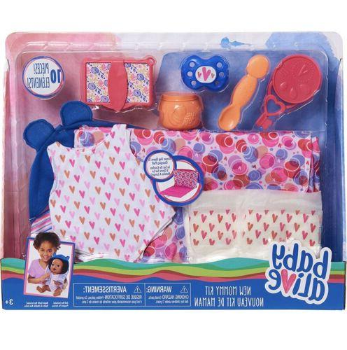 New Baby Mommy Diaper Bag Set Wipes