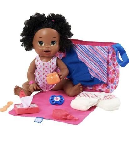new new mommy kit doll accessories diaper