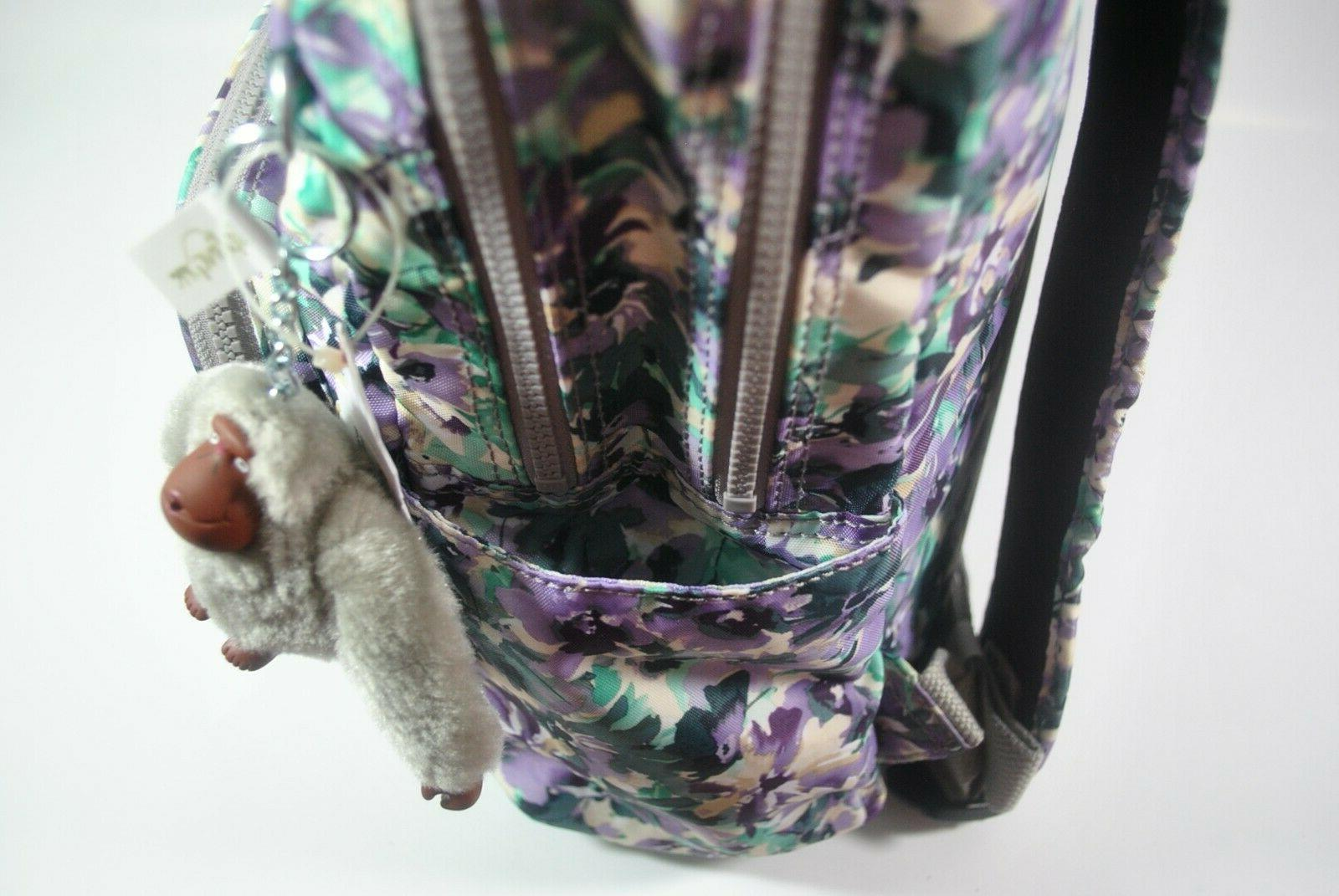 New AUDRIE Backpack with Changing -Spanish Bloom