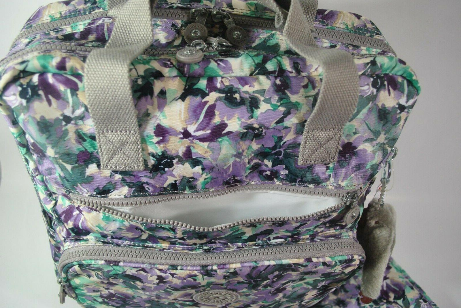 New AUDRIE Diaper Bag with Pad -Spanish Bloom