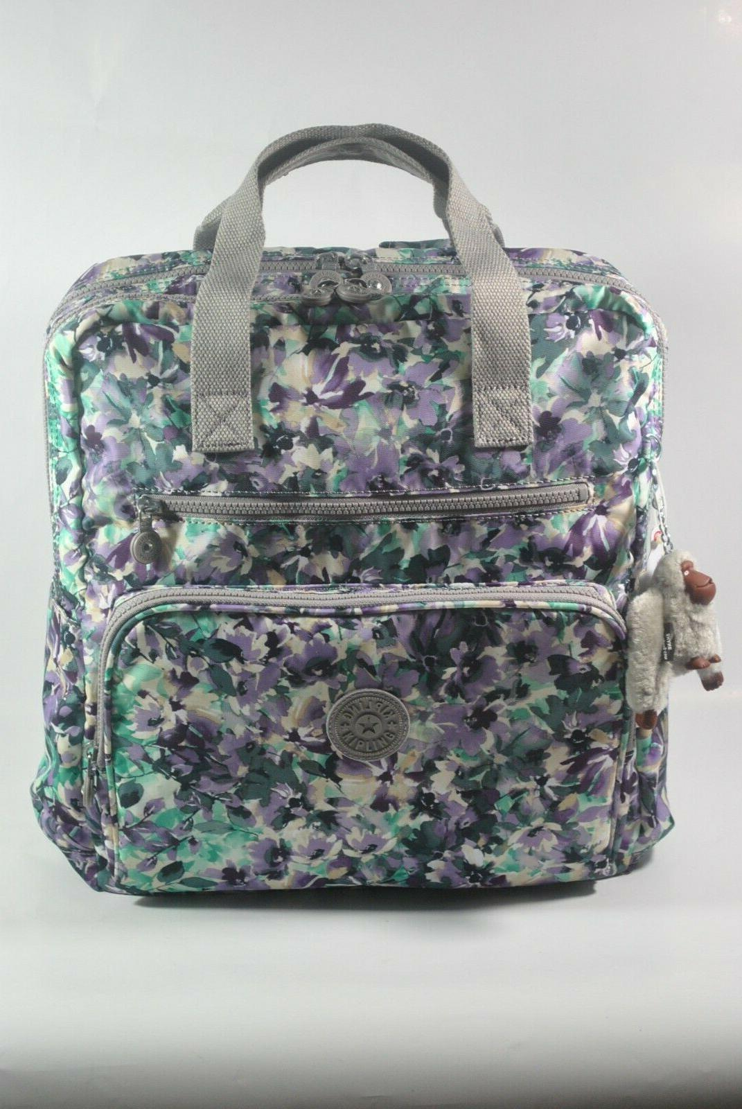 new with tag audrie diaper bag backpack
