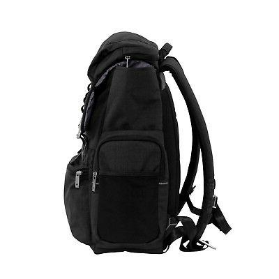 NEW by Ju-Ju-Be® Hatch Backpack Diaper Bag in Carbon