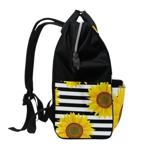 ALAZA Sunflowers On Backpack Multi