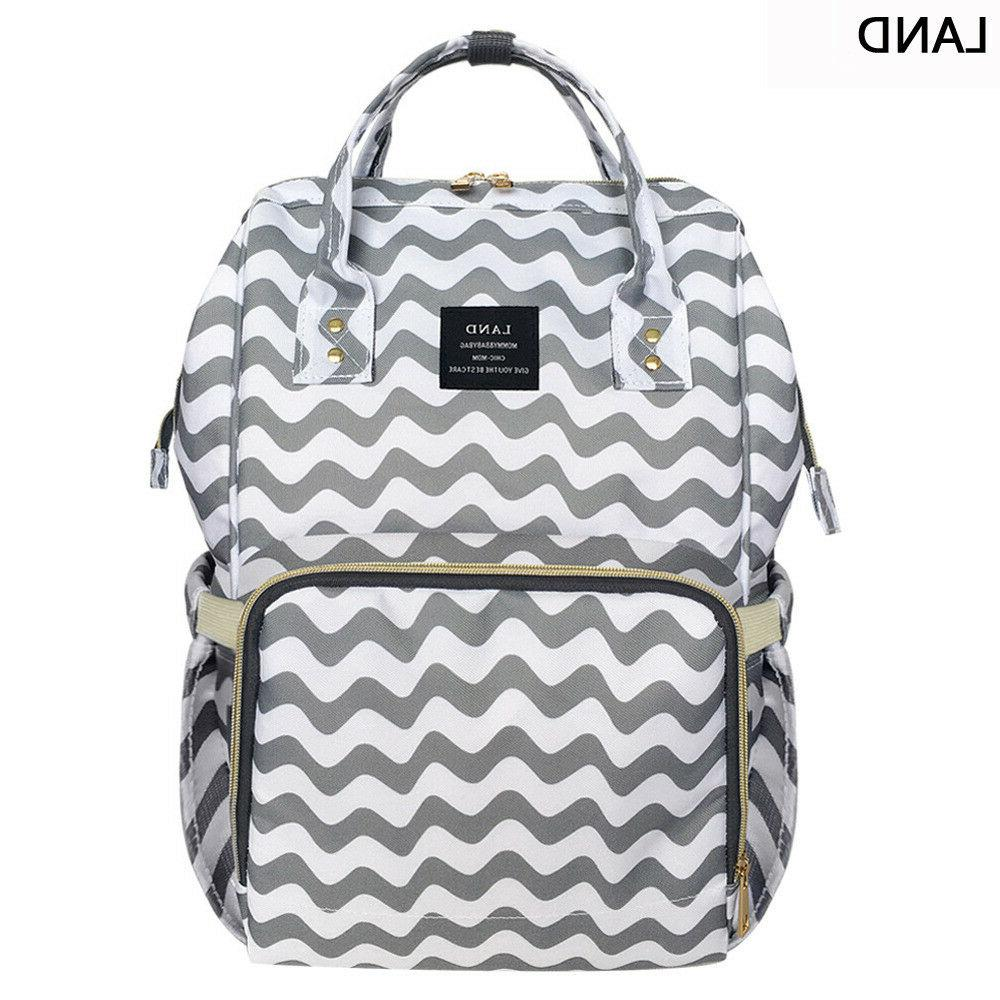 US Diaper Bags Changing Bag Nappy