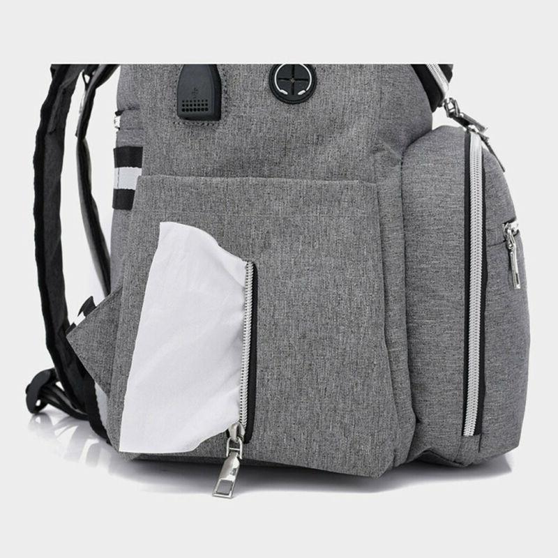 Women Backpack Mummy Maternity Nappy Diaper Bag