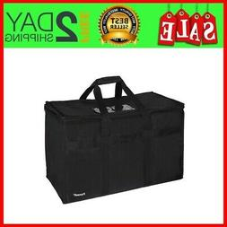 Large Insulated Food Delivery Bag To Transport Hot/cold Item
