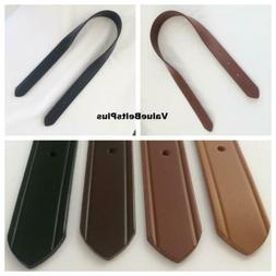 Leather Replacement Straps & Handles for Bags & Purses with