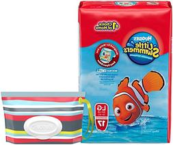 Huggies Little Swimmers Diapers - Large - 17 ct