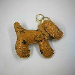 Handmade Mcm Puppy Key Chain Purse Charms for Women Bag Acce