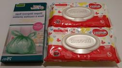 Huggies Mickey Mouse & Friends Simply Clean Wipes and Diaper