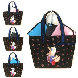 COACH Multipurpose Diaper Bag Doodle Duck Boy or Girl Travel